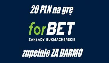 forbet-20zl-bez-depozytu-370x215 Promocje bukmacherskie Freebet Bonus bez depozytu